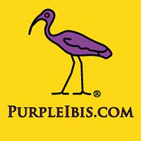 PurpleIbis.com Logo